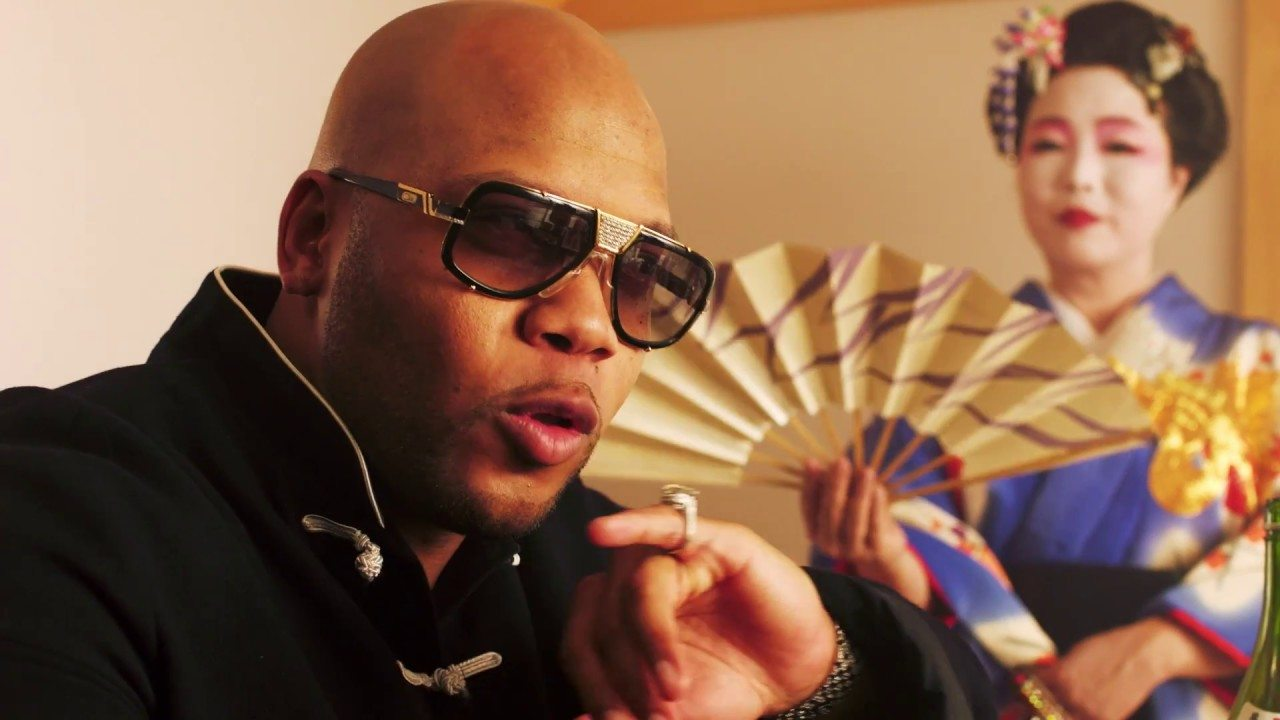 Flo Rida – Zillionaire (Official Video)