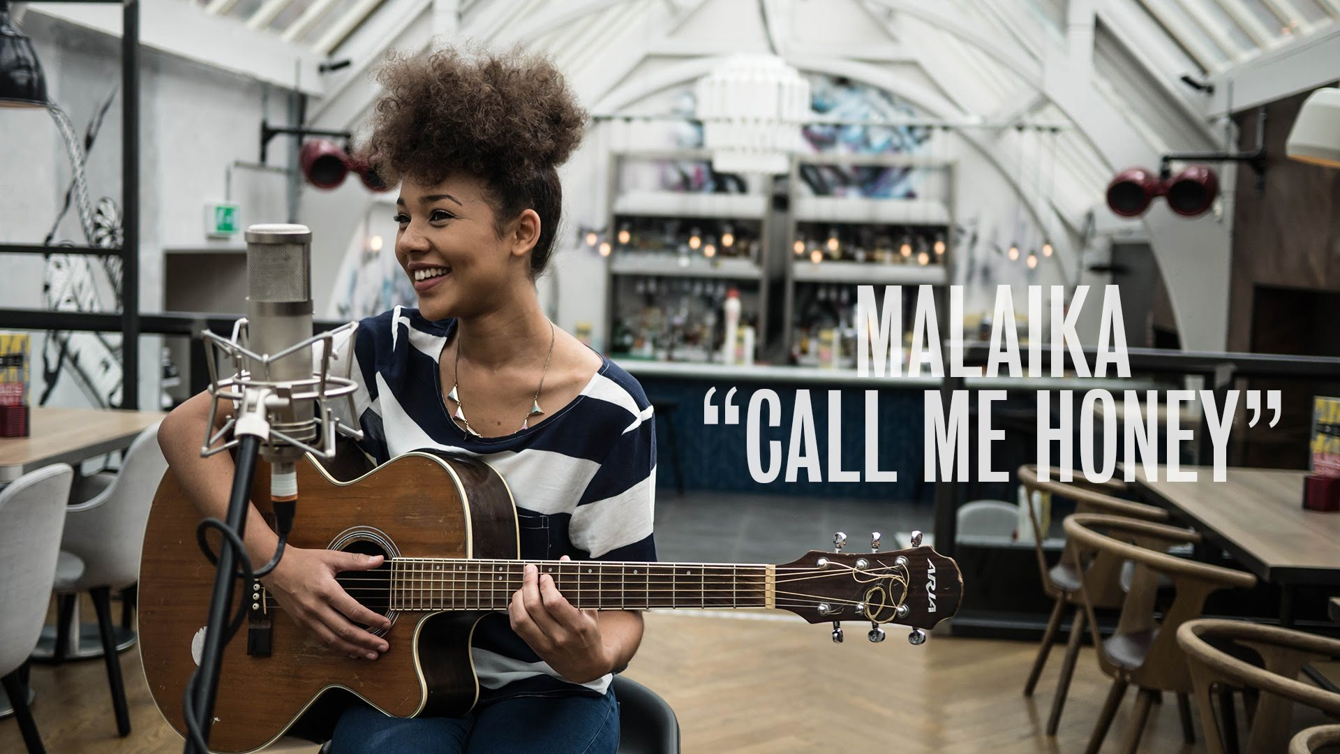 Spotlight Song of the Day: Malaika – 'Call Me Honey', nominated for UMA awards