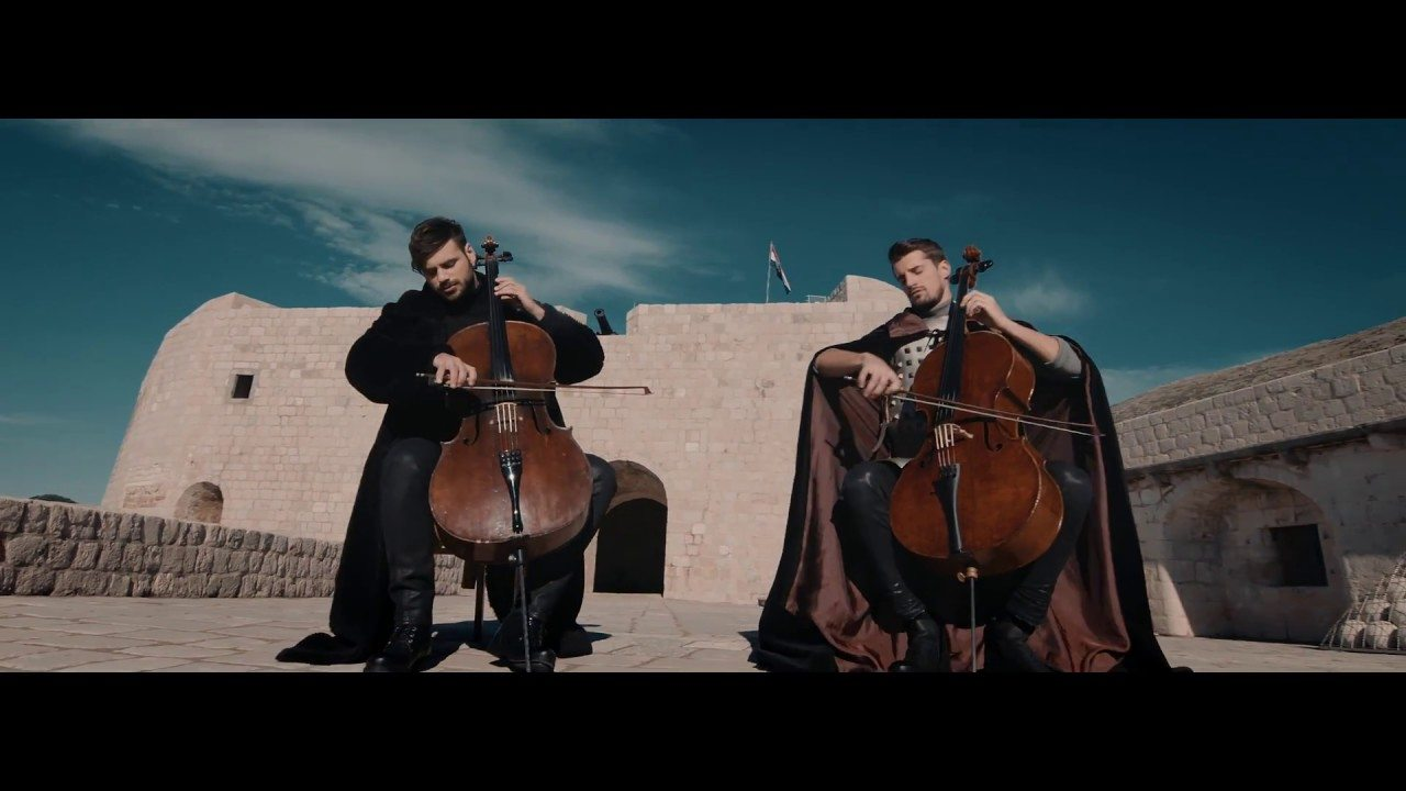 2CELLOS – Game of Thrones [OFFICIAL VIDEO]