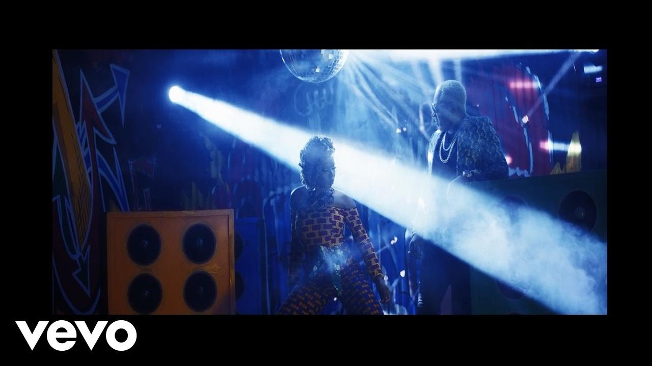 Awilo Longomba – Rihanna (Official Video) ft. Yemi Alade