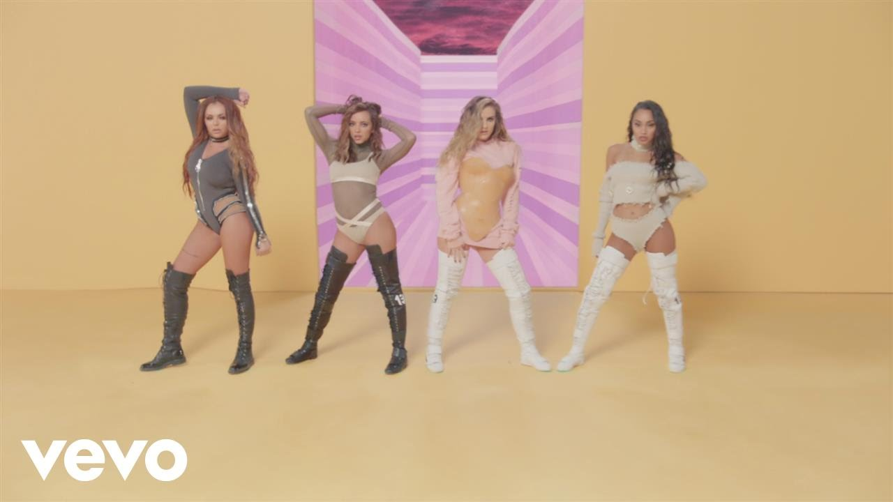 Little Mix – Touch (Official Video)
