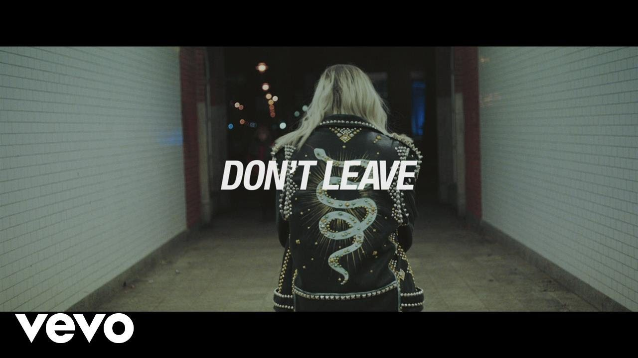 Snakehips, MØ – Don't Leave (Official Video)