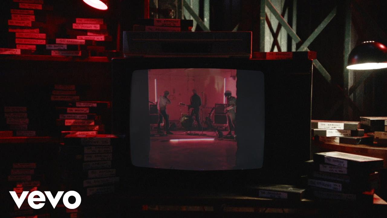 The Amazons – Little Something
