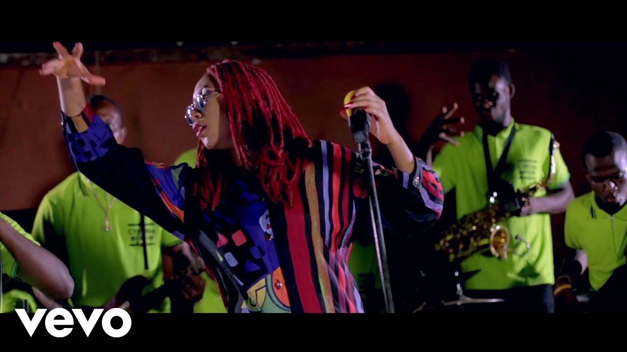 Cynthia Morgan – In Love [Official Video]