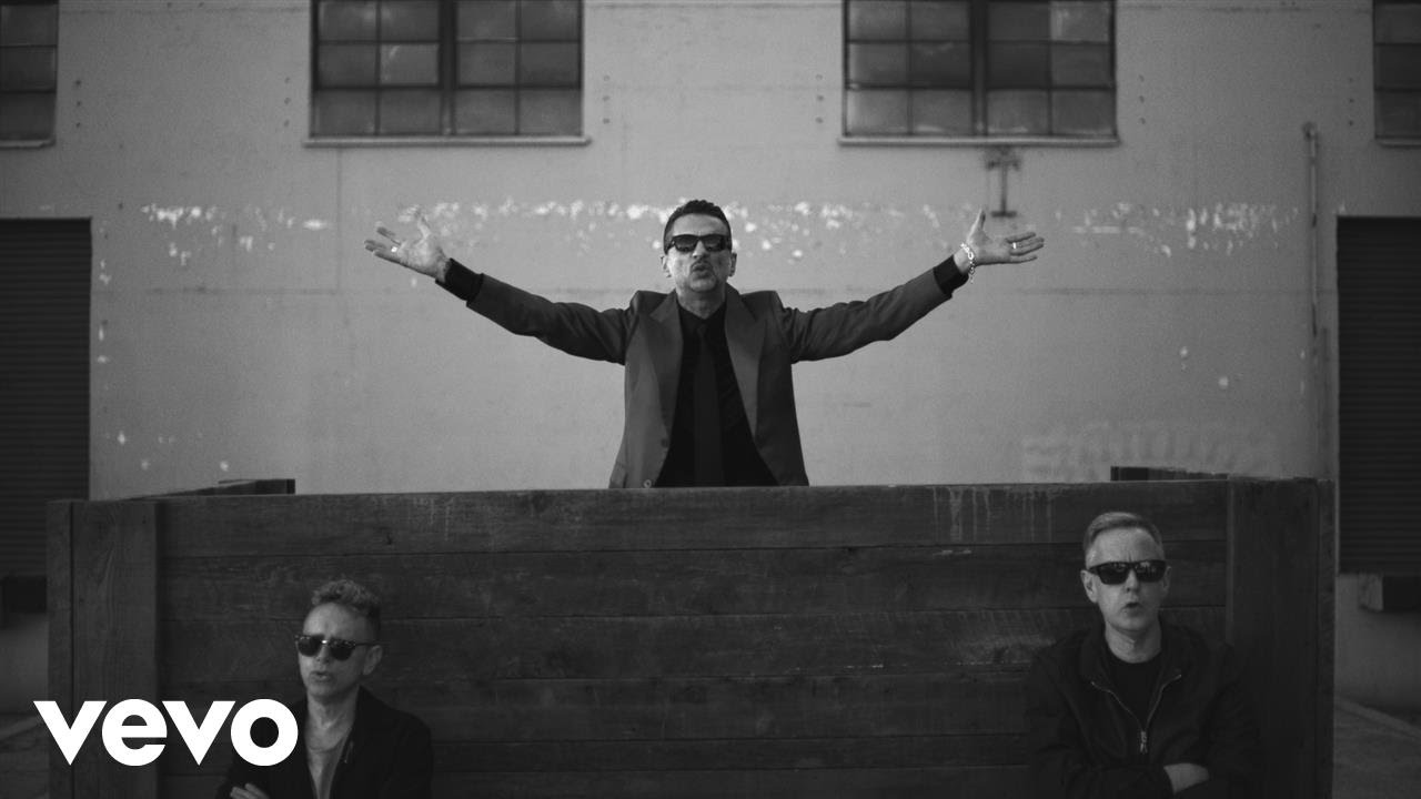 Depeche Mode – Where's the Revolution @depechemode