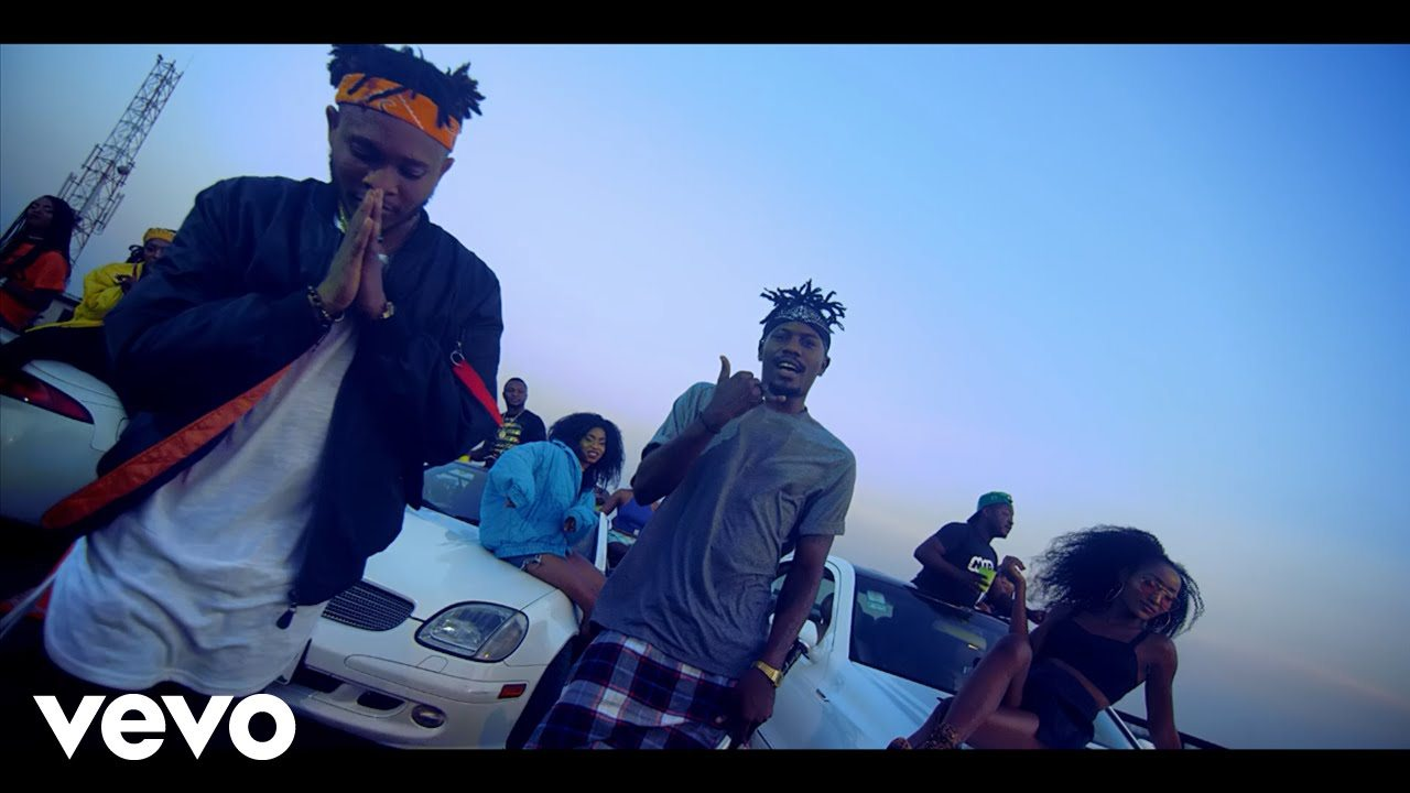 Viktoh – Mad Jam [Official Video] ft. Ycee (@Viktoh_ybnl @iam_YCEE)