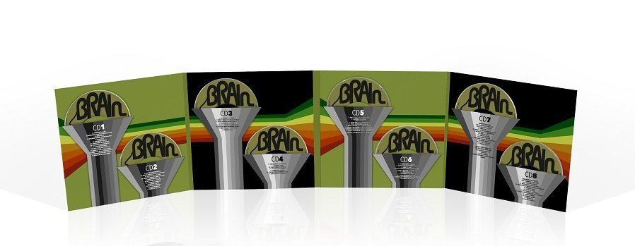 Krautrock Label Brain Records To Release 8CD Deluxe Box Set #Krautrock