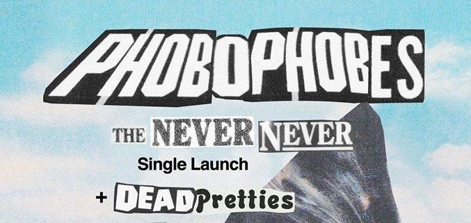 Phobophobes Share New Music Video | 'The Never Never' | @phobophobes
