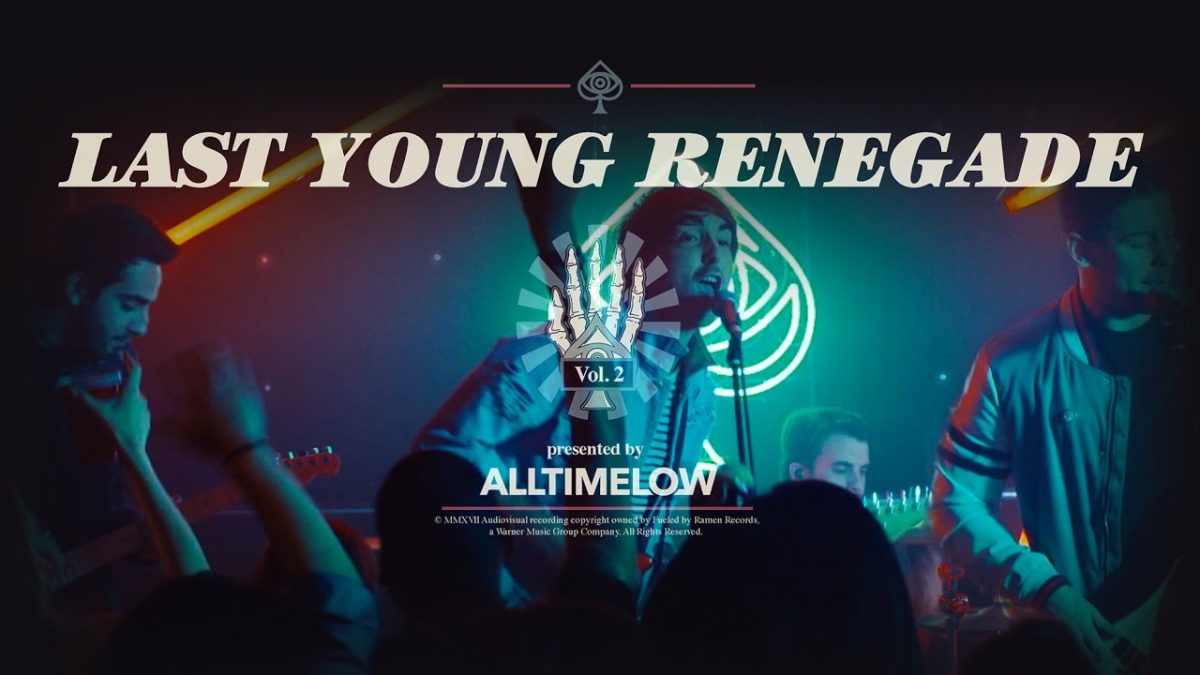 All Time Low: Last Young Renegade [Official Video] @AllTimeLow