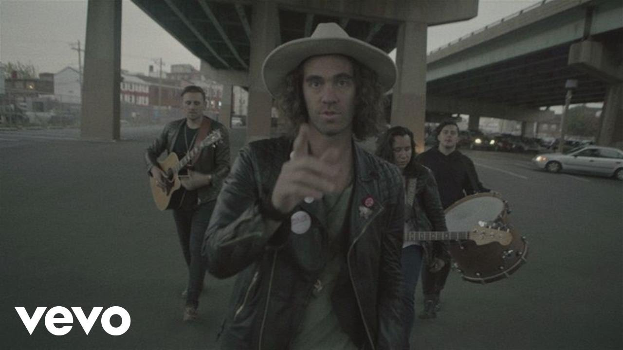 American Authors – I'm Born To Run @aauthorsmusic