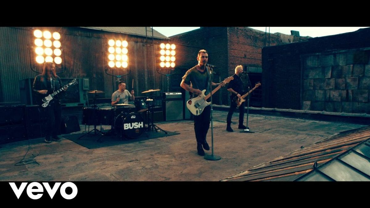 Bush – Mad Love (Official Video) @bushofficial