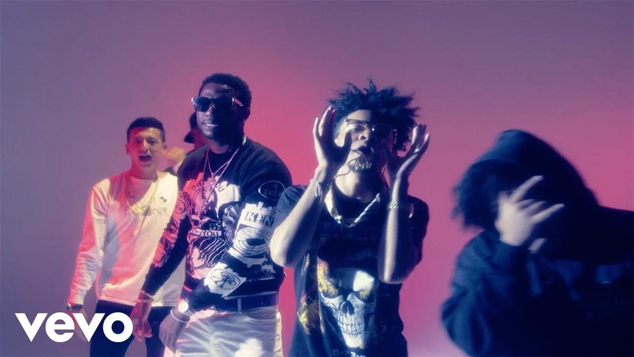 Evander Griiim – Right Now Remix ft. Gucci Mane (Official Video) @EvanderGriiim @gucci1017