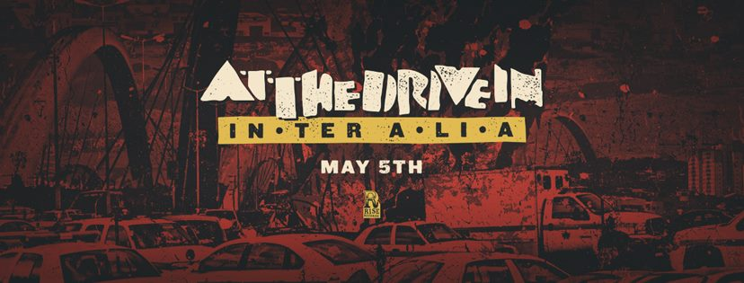 Video Release   At The Drive In – 'Hostage Stamps'   @AtTheDriveIn