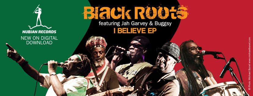 """Black Roots' New EP 