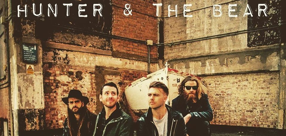 New Video From Hunter & The Bear | 'Paper Heart' On TeamRock | @hunterxthebear