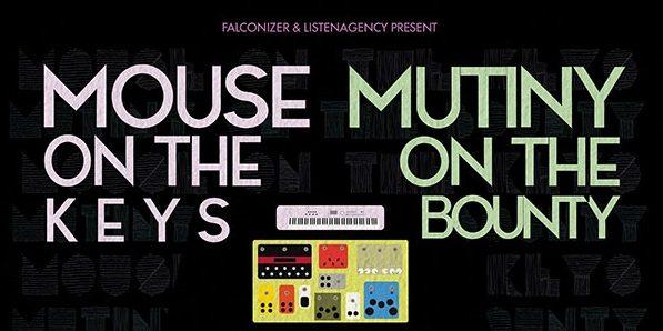 Japan's mouse on the keys Announce EU/UK Tour   With Mutiny On The Bounty   @mouseonthekeys @m_o_t_b