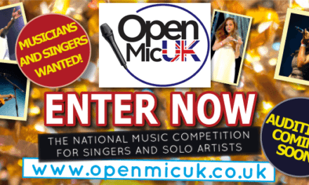 Music Competition | Open Mic UK 2017 Audition Dates Released | @OPENMICUK