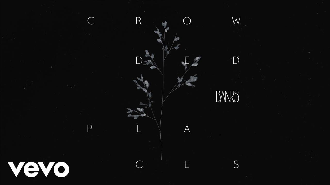 BANKS – Crowded Places (Visualizer) @hernameisbanks #CrowdedPlaces