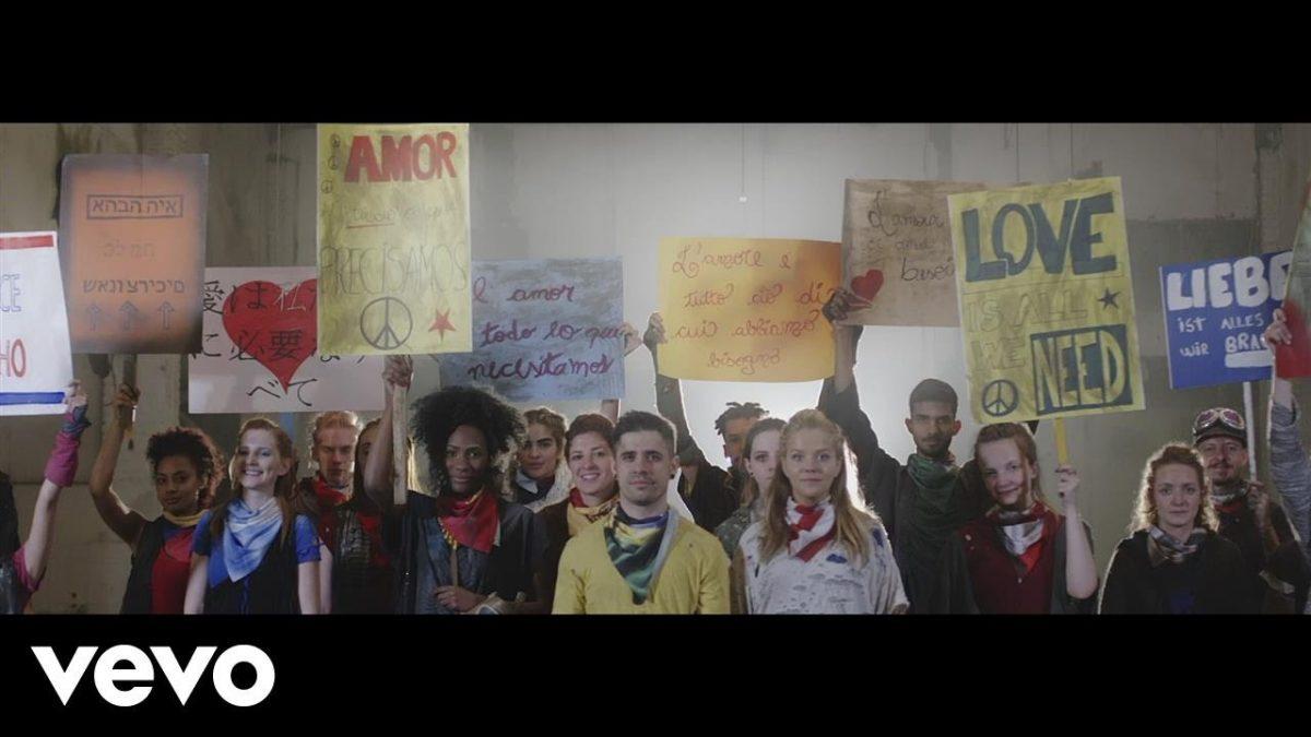 FTampa – Love Is All We Need ft. Anne M. @ftampa #LoveIsAllWeNeed