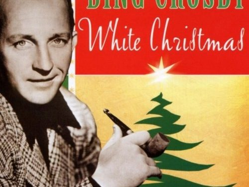 #MusicMoments | Best Selling Single – Bing Crosby's 'White Christmas' 1942