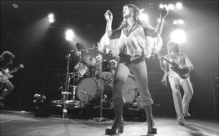 #MusicMoments | Black Sabbath Live in Paris, 1970