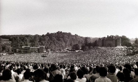 #MusicMoments | Bruce Springsteen Plays at Ireland's Slane Castle, 1985