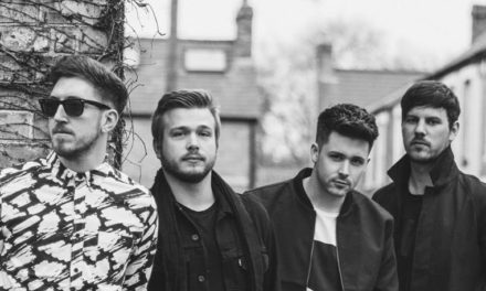 New Single By Club Drive – 'Voyager' | May UK Tour Supporting Marianas Trench | @ClubDriveBand