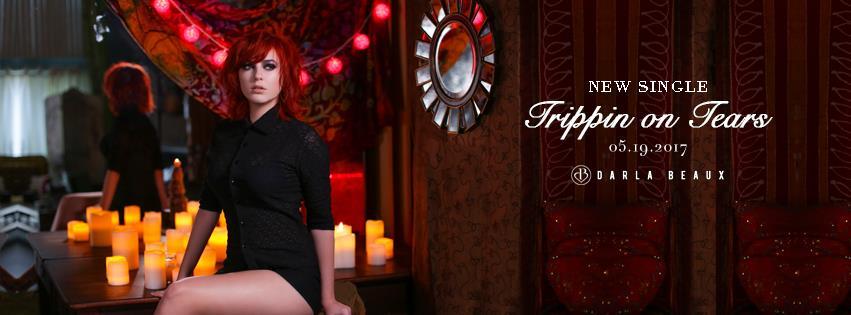 Darla Beaux Releases New Single 'Trippin on Tears' | @Darlabeaux