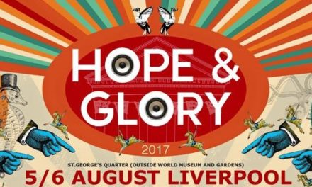 Hope & Glory Festival to Donate All Profits to Victims of Manchester Terror Attack | @HopeAndGloryFes
