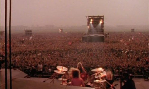 #MusicMoments | Metallica – Tushino Airfield, September 28th, 1991