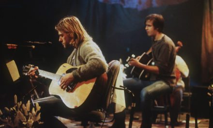 #MusicMoments | Nirvana on MTV Unplugged, 1993