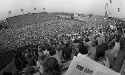 #MusicMoments | Pink Floyd Played Ivor Wynne Stadium in 1975