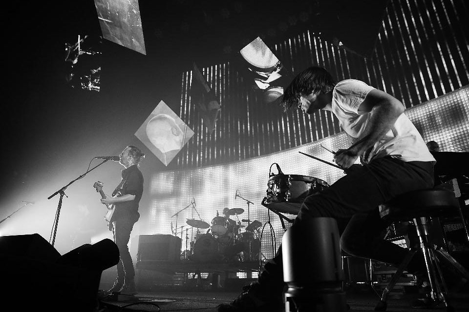 #MusicMoments | Radiohead Perform Live at Sydney Entertainment Centre, Australia