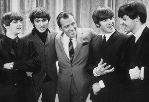 #MusicMoments | The Beatles on The Ed Sullivan Show, February 9th, 1964