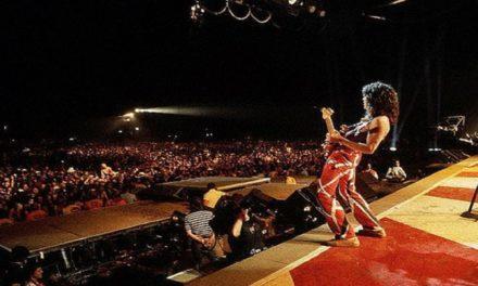 #MusicMoments   Van Halen US Festival 1983