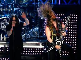 Ozzy Osbourne Returns with Zakk Wylde for 2017 Tour