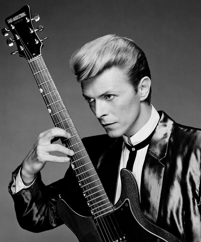 David Bowie - The Music Site (www.TheMusicSite.com)
