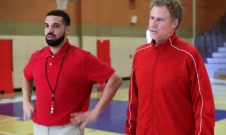 Drake and Will Ferrell Star in NBA Awards Sketch | @Drake #NBAAwards