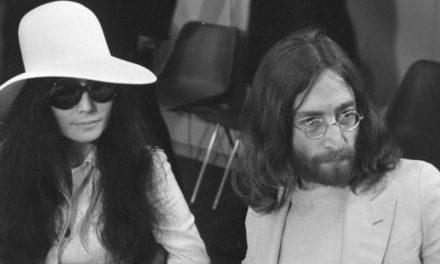 Yoko Ono May Receive Songwriting Credits For John Lennon's 'Imagine' | @yokoono