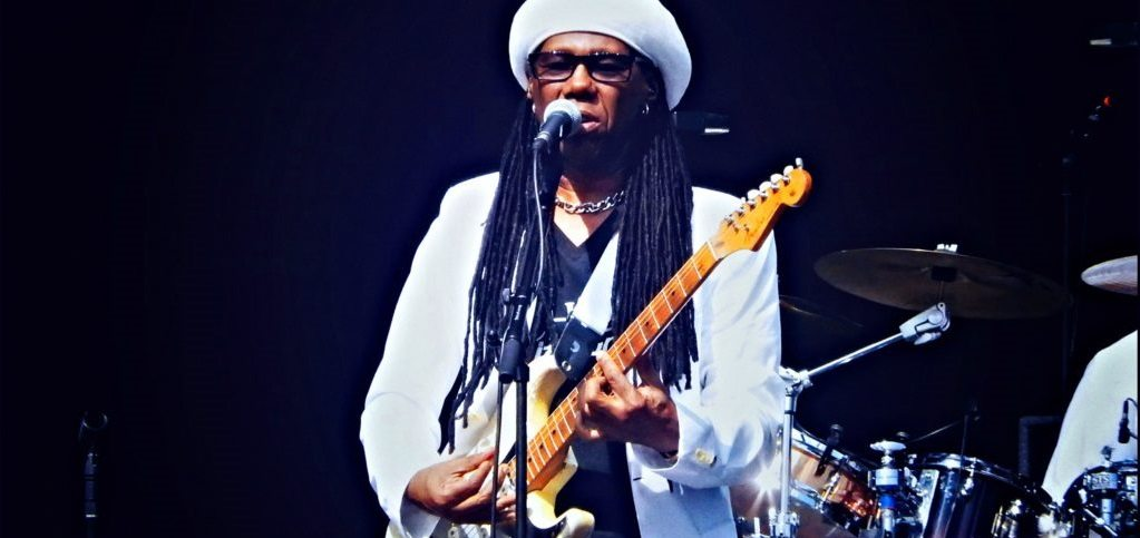 Nile Roger's Reveals he is Cancer-Free During Electric Glastonbury Performance | @nilerodger