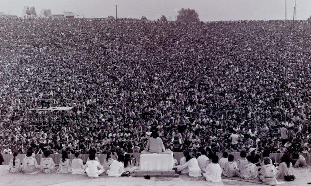 #MusicFacts   Woodstock Festival