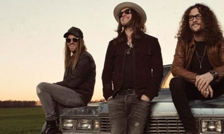 The Cadillac Three Announce 'Long Hair Don't Care' UK Headline Tour | @thecadillac3