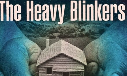 Label Obscura Announces Vinyl Release for The Heavy Blinkers | 'The Night and I Are Still So Young' | @HEAVYBLINKERS
