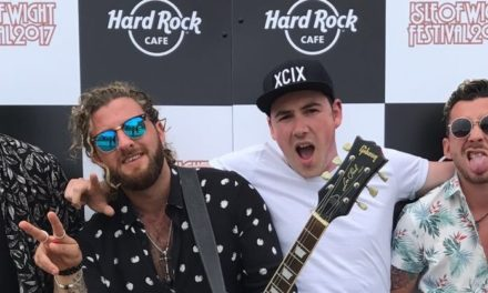 Hard Rock Stage Day Two: PINS, Paves & Wild Front | Isle Of Wight Festival | @IsleOfWightFest