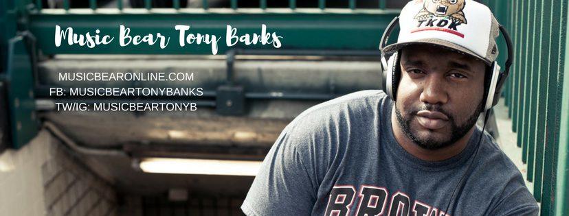 Review: Hip-Hop and Emerging LGBT Artist Tony Banks | @MusicBearTonyB
