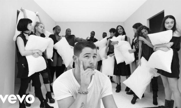 Nick Jonas – Remember I Told You ft. Anne-Marie, Mike Posner @nickjonas @AnneMarieIAm @MikePosner