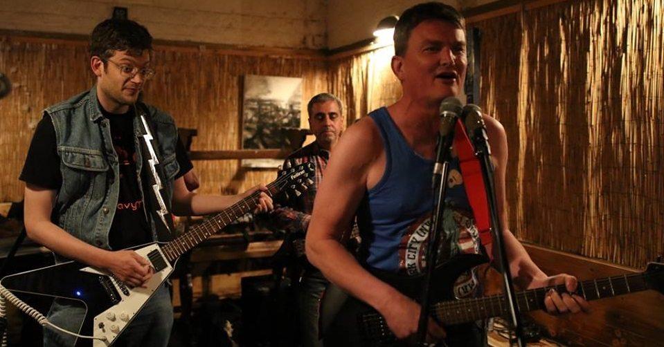 Whiskey Fueled Garage-Rockers Albino Distill Vintage Folk-Rock Sound with New Single 'Belinda'