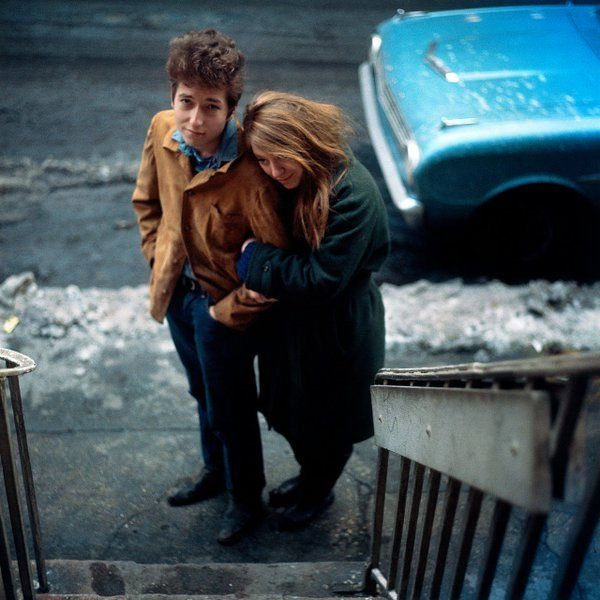 #MusicMoments: Bob Dylan and Suze Rotolo, 1963. #TheMusicSite