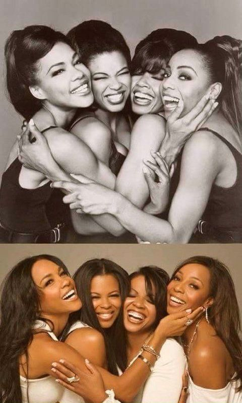 #MusicMoments: EnVogue in 1988 and 26 years later. #TheMusicSite