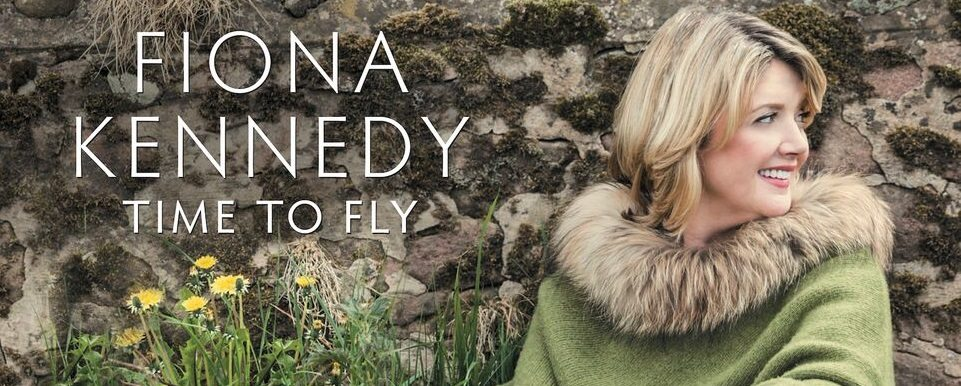 Fiona Kennedy to Release Brand New Album 'Time to Fly' on October 27th